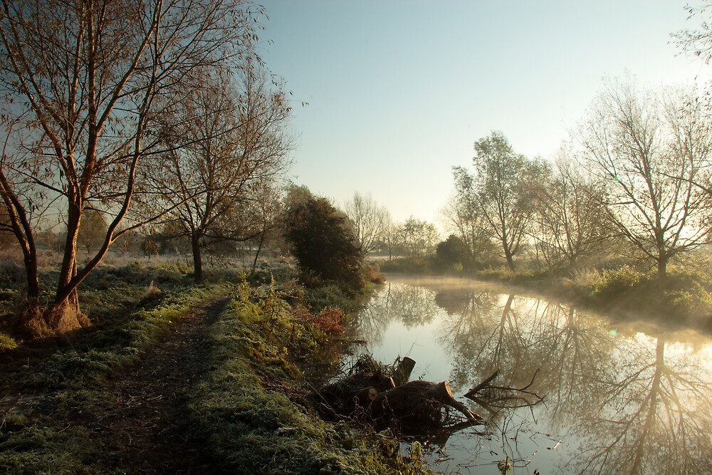Dawn Walk by davalphotos