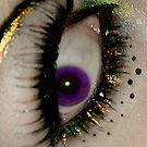 Golden...eye by firemarie