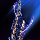 Magical Saxophone by bocosb