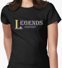 Legends Classic Women's Fitted T-Shirt