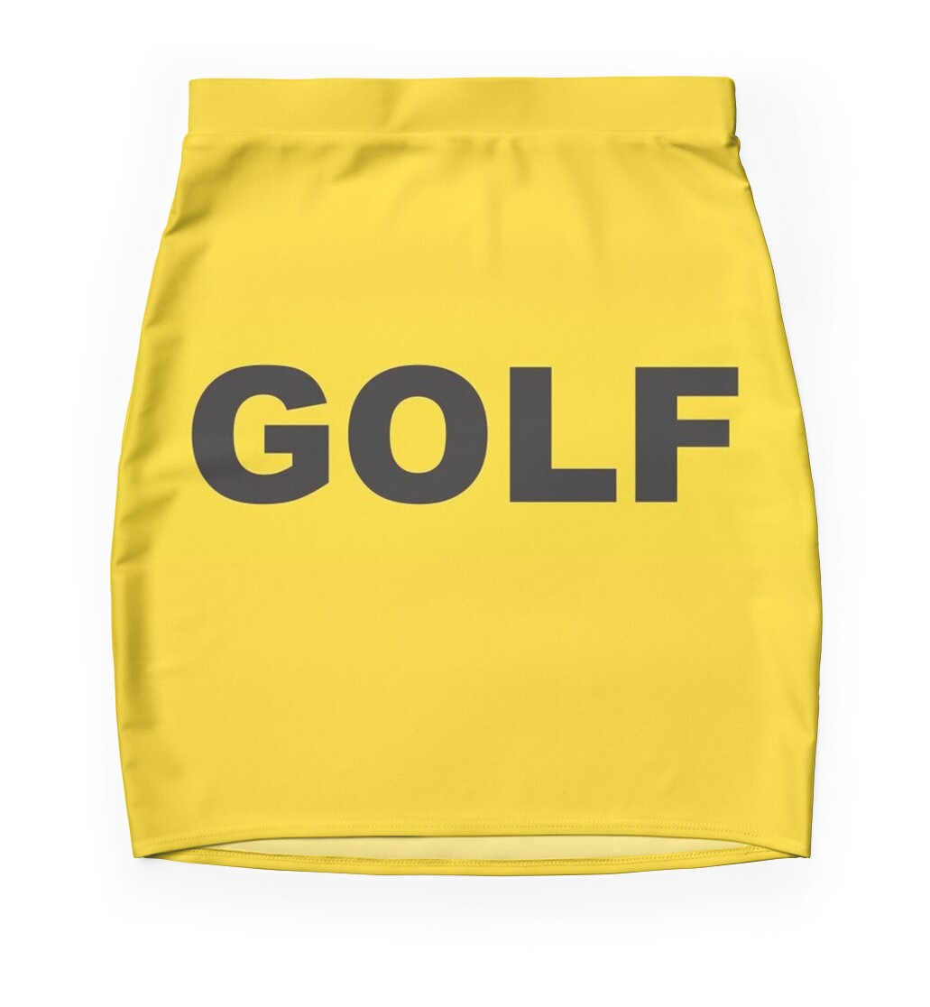 Original Golf Logo\