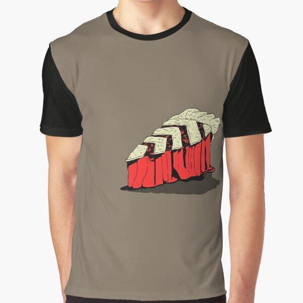 hot damn that pie's good Graphic T-Shirt