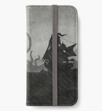Rainy Ship & Kraken iPhone Wallet/Case/Skin