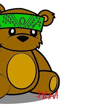 PxLxA Studio Bear by PxLxA-Studio
