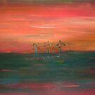 Three Trees by Astrid Strahm