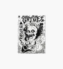 Grimes - Visions Art Board
