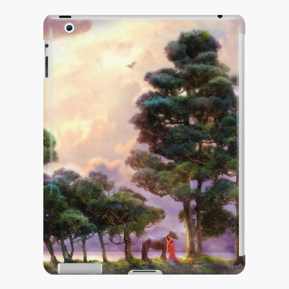 Eternal iPad Case & Skin