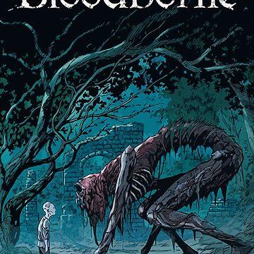 Bloodborne by nebucaneser