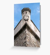 Castle of Rzeszow. Greeting Card