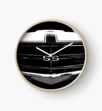 1970 Chevy Chevelle SS Clock