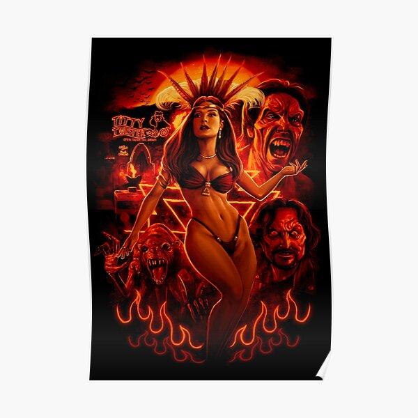 Santanico Pandemonium Poster