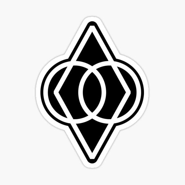 Protected Shadowmark - Skyrim Sticker