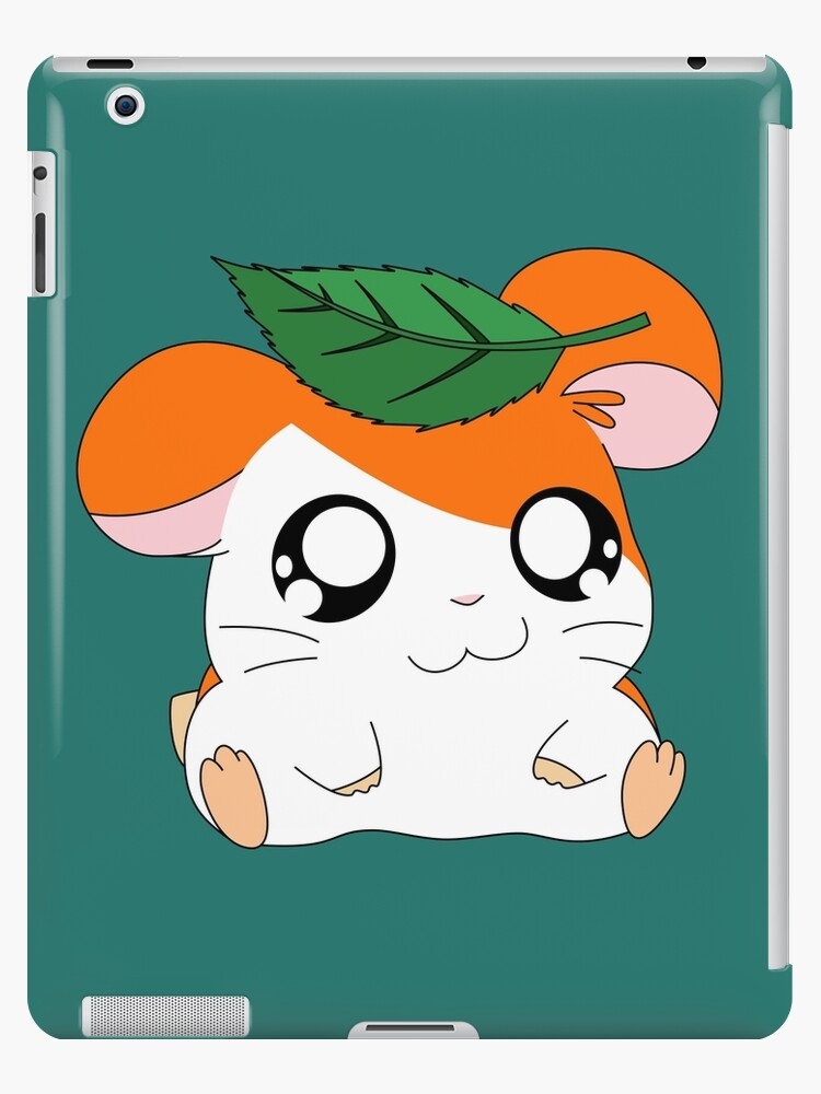 Hamtaro with Leaf by PhasecoreX