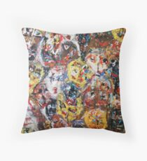 Elevation of The Collective Human Consciousness Throw Pillow