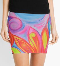 The Fun of Freedom Mini Skirt