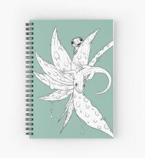 Cuaderno de espiral Colorea tus gecos