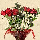 My Valentine Roses by Heather Friedman