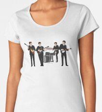 The Beatles Women's Premium T-Shirt