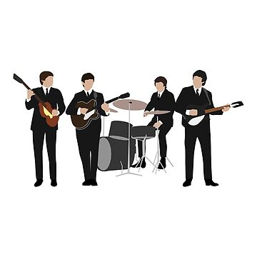 The Beatles by art-fox