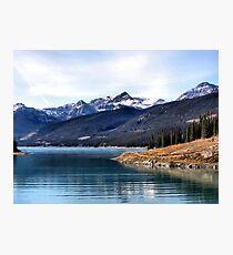 Abraham Lake Photographic Print
