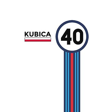 F1 2018 - #40 Kubica by sednoid