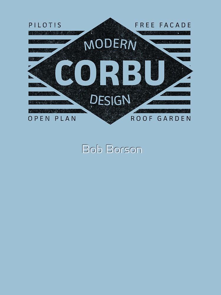 Modern Design - Corbusier by bobborson