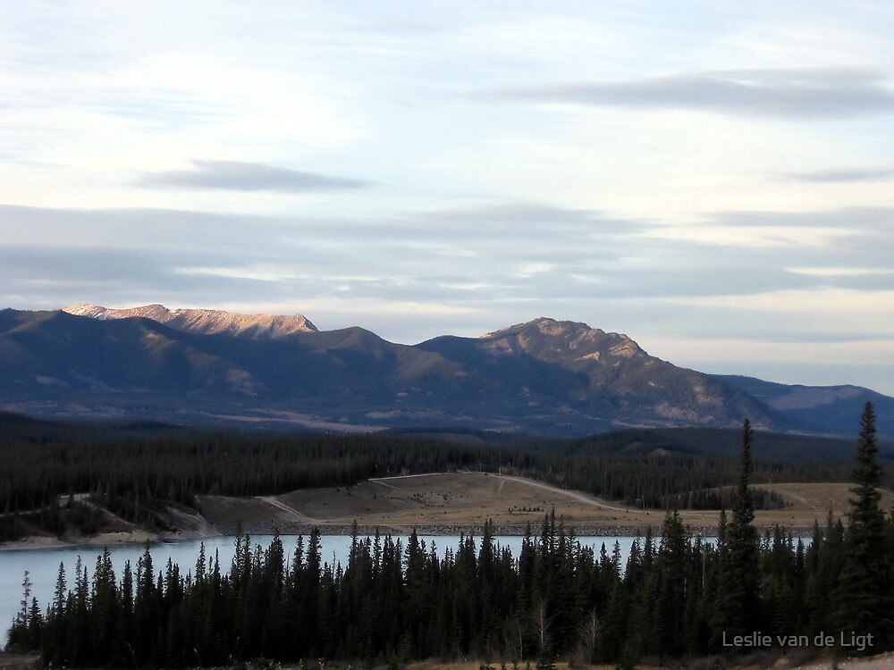 Rocky Mountain Beauty by Leslie van de Ligt