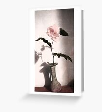 The ballet Greeting Card