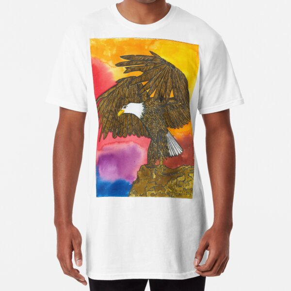 Mighty Eagle Long T-Shirt