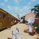 Pennywheel Station by Cary McAulay