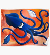 Squid Ink Poster