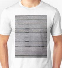wood, Wall, New York, Manhattan, Brooklyn, New York City, architecture, street, building, tree, car,   Unisex T-Shirt