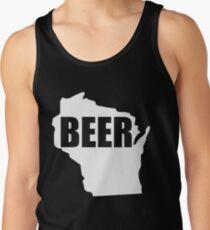 Michigan Beer Tank Top