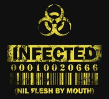Zombie infected number