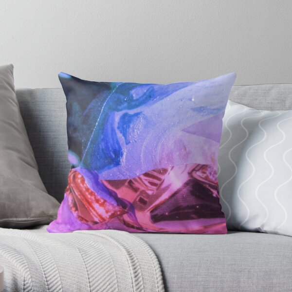 Time in a Sensate Way Throw Pillow