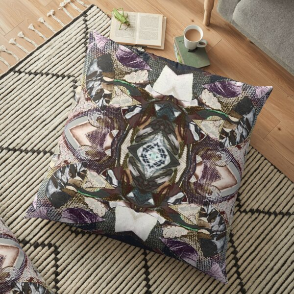 Release of Latent Potential Floor Pillow