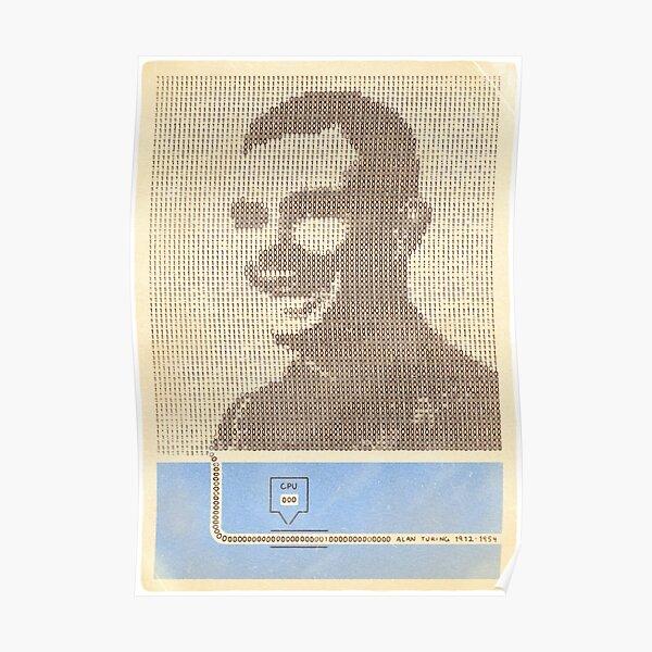Alan Turing Póster