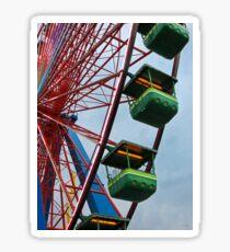 Cedar Point - Giant Wheel Cabins Sticker