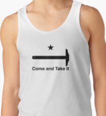 Architectural T Square - Come and Take It Tank Top