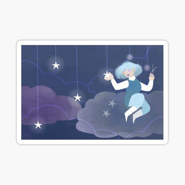 star collector Sticker