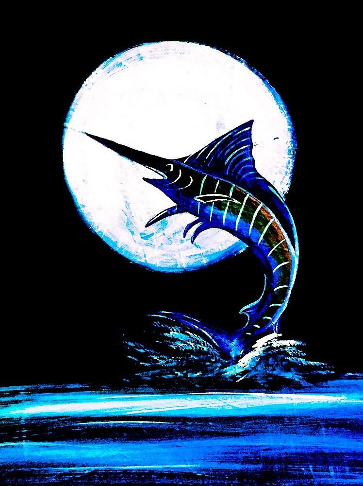Marlin Moonlight  by barryknauff
