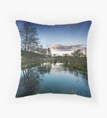 Teanacoil Kiltarlity Inverness-shire Throw Pillow