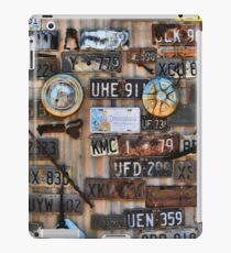 Lost in the Outback - Gwalia WA iPad Case/Skin