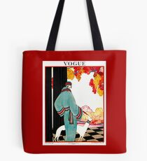 VOGUE: Vintage 1922 Werbung Print Tote Bag