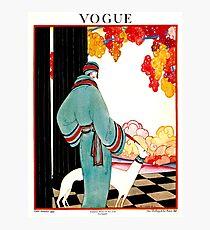 Lámina fotográfica VOGUE: Vintage 1922 Publicidad de impresión