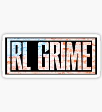 RL Grime (USA) Sticker