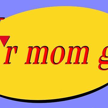 ur mom gay by stertube