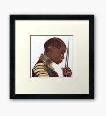 Okoye Framed Print