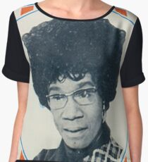 Thank you Shirley Chisholm! Chiffon Top