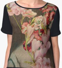 In Another World Chiffon Top
